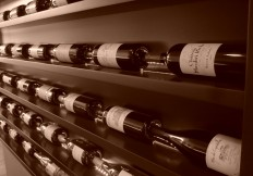 Le Cambusier - La vinothèque
