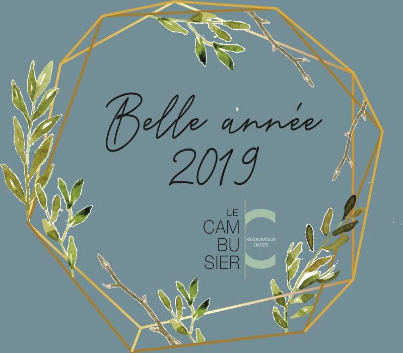 menu du nouvel an du cambusier 2018